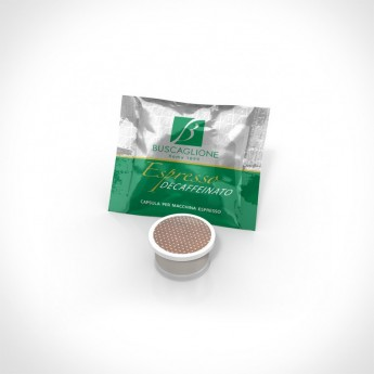 Compatibili Lavazza espresso point - Decaffeinato - 50 capsule